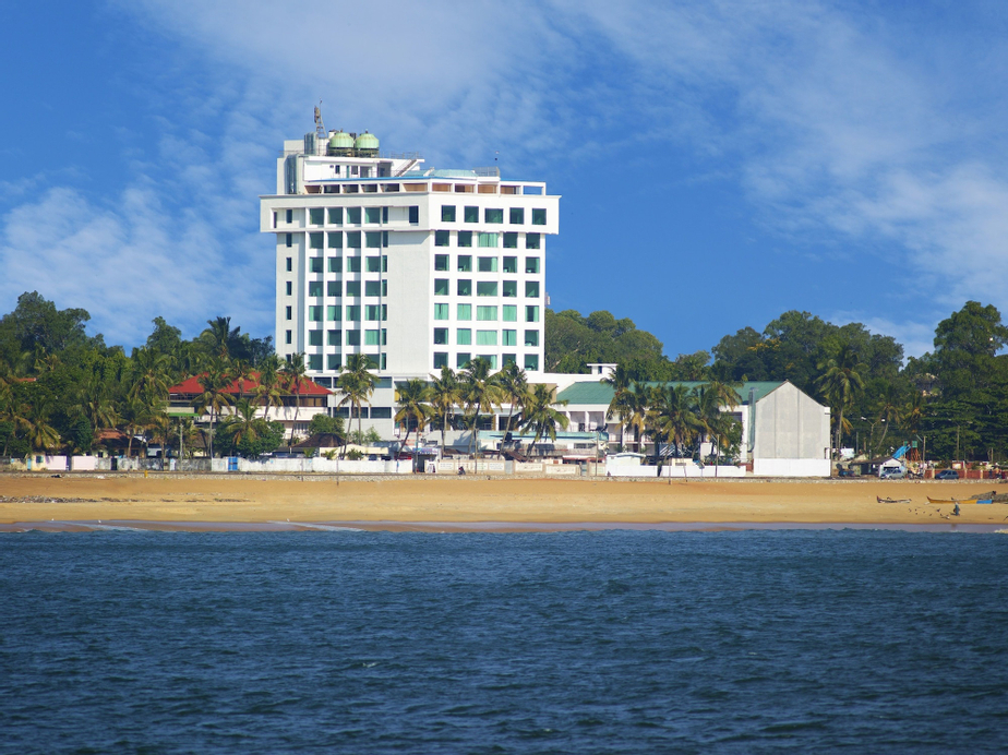The Quilon Beach Hotel and Convention Center, Kollam