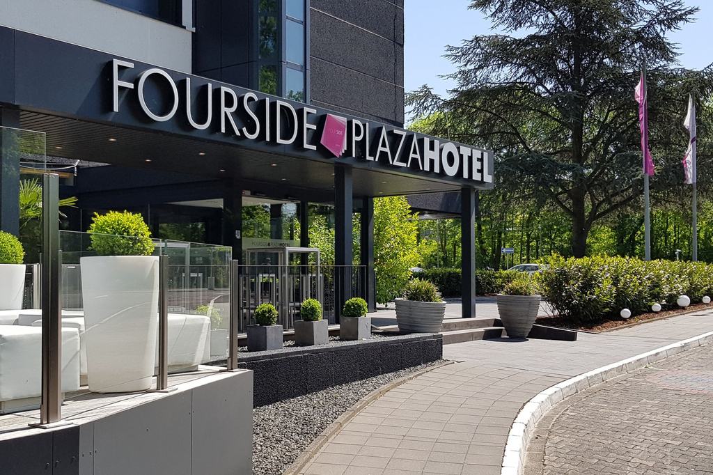 FourSide Plaza Hotel Trier, Trier