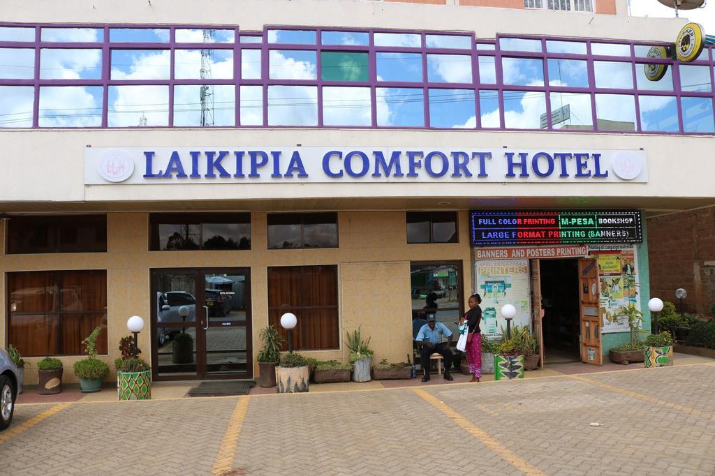 Laikipia Comfort Hotel, Laikipia West