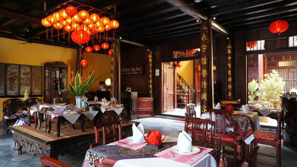 Vinh Hung Heritage Hotel, Hội An