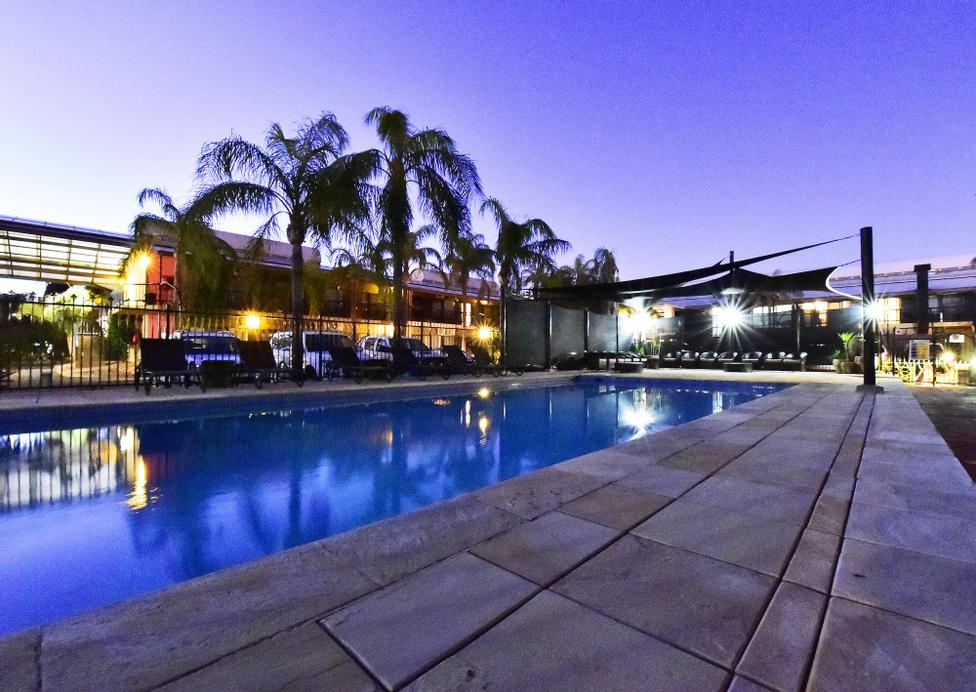 Diplomat Motel Alice Springs, Alice Springs- Stuart