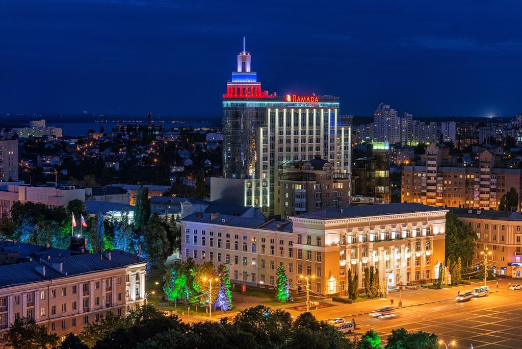 Ramada Plaza Voronezh City Centre, Novousmanskiy rayon