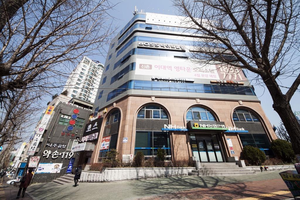 Seoul Grand Hostel Ewha Univ., Seodaemun