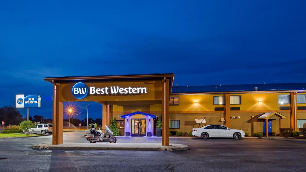 Best Western Paducah Inn, McCracken