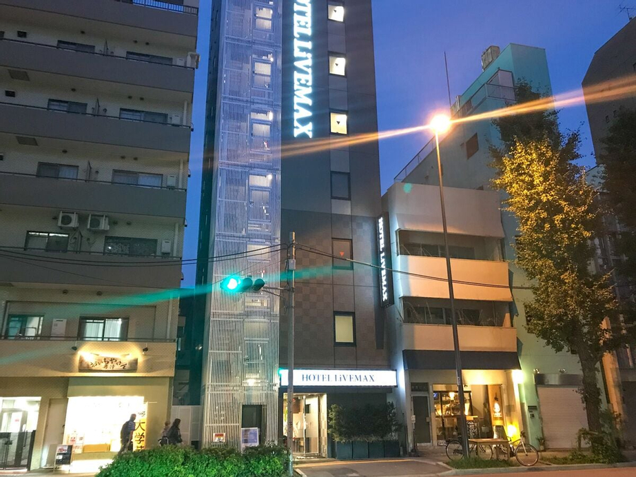HOTEL LiVEMAX Asakusa Eki-mae, Taitō