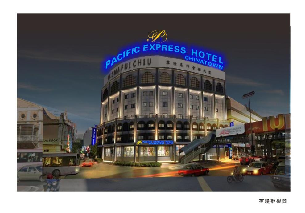 Pacific Express Hotel Chinatown, Kuala Lumpur