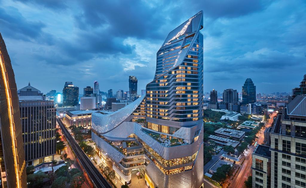 Park Hyatt Bangkok, Ratchathewi