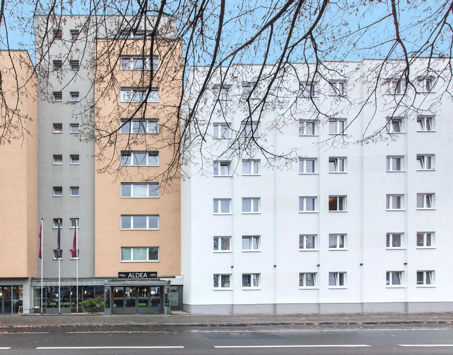 Novum Style Hotel Aldea, Berlin