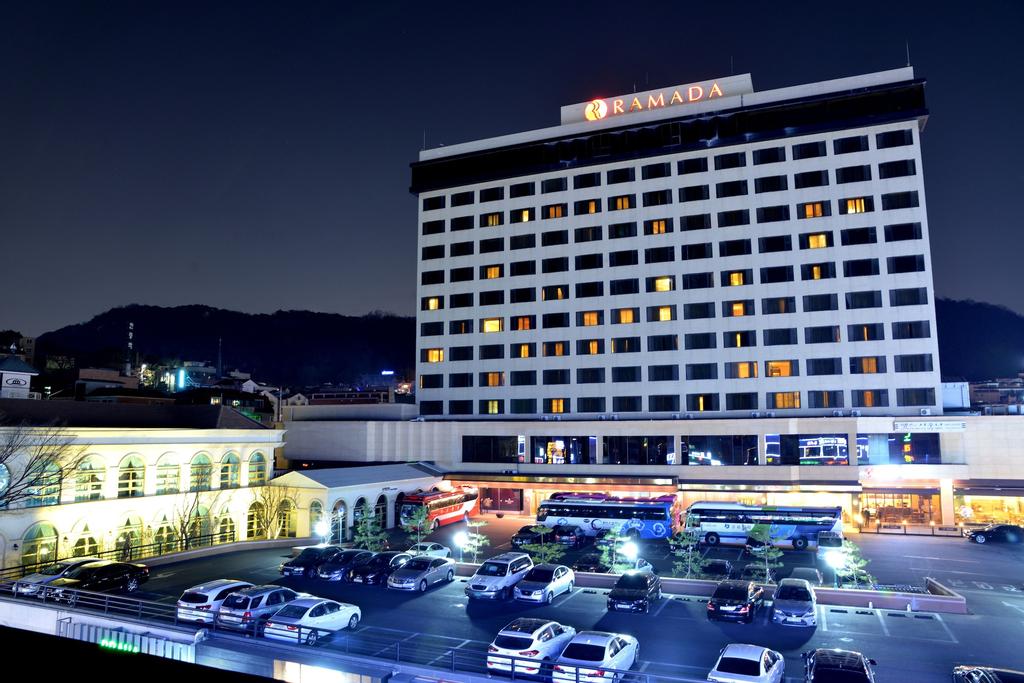 Ramada Songdo Hotel, Yeonsu