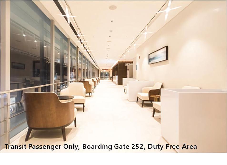 Incheon Airport Transit Hotel (Terminal 2), Jung