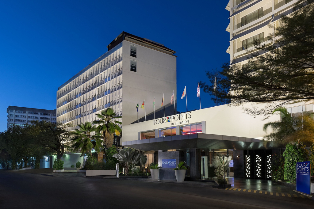 Four Points by Sheraton Dar es Salaam New Africa, Ilala