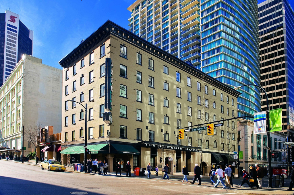 The St. Regis Hotel, Greater Vancouver