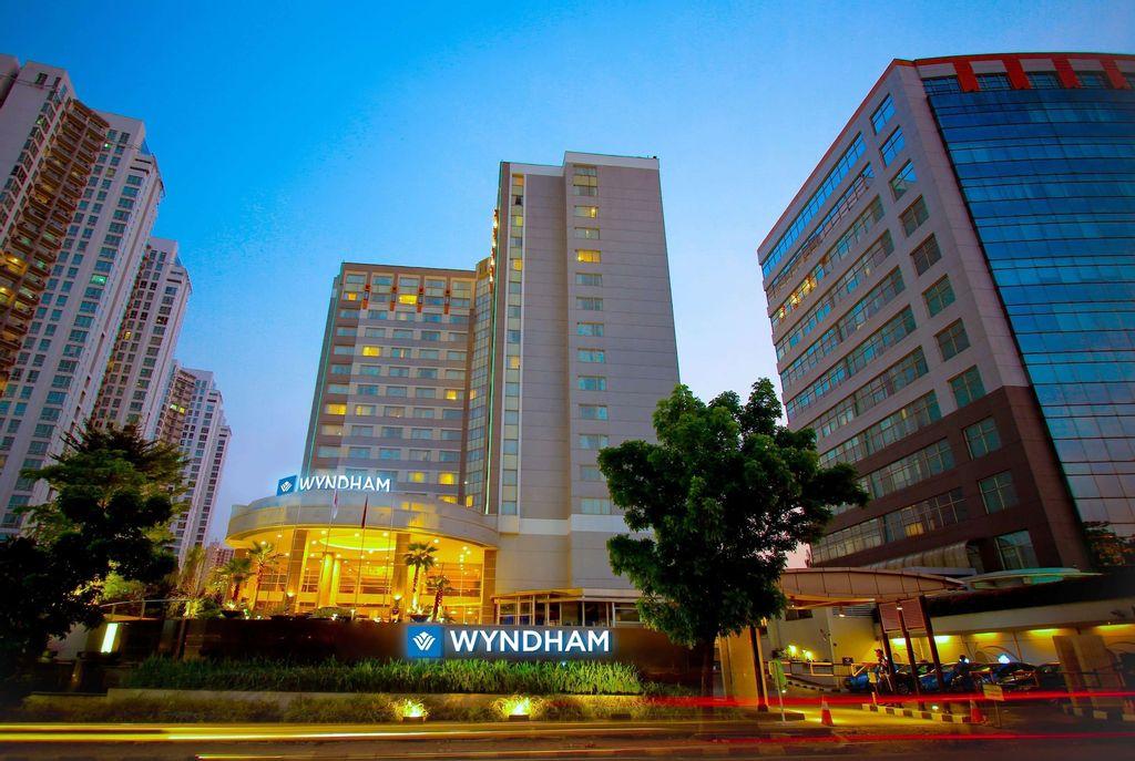 Wyndham Casablanca Jakarta (previously The Park Lane Jakarta), South Jakarta