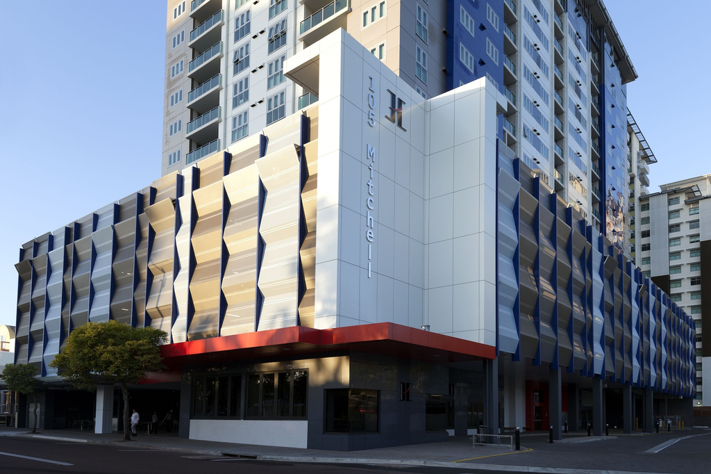 H on Mitchell Apartment Hotel, City - Inner