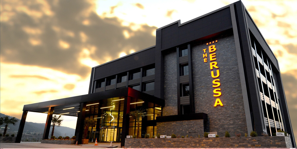 THE BERUSSA HOTEL, Osmangazi