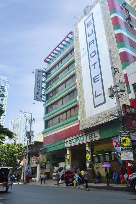 Eurotel Pedro Gil, Manila