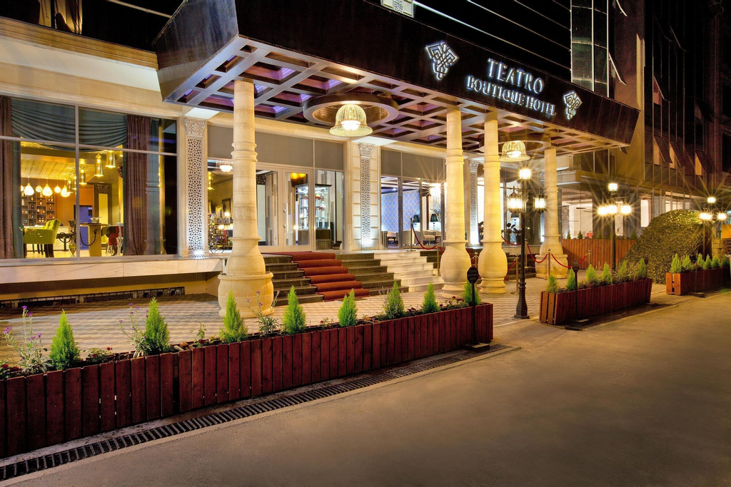 Teatro Boutique Hotel, Bakı
