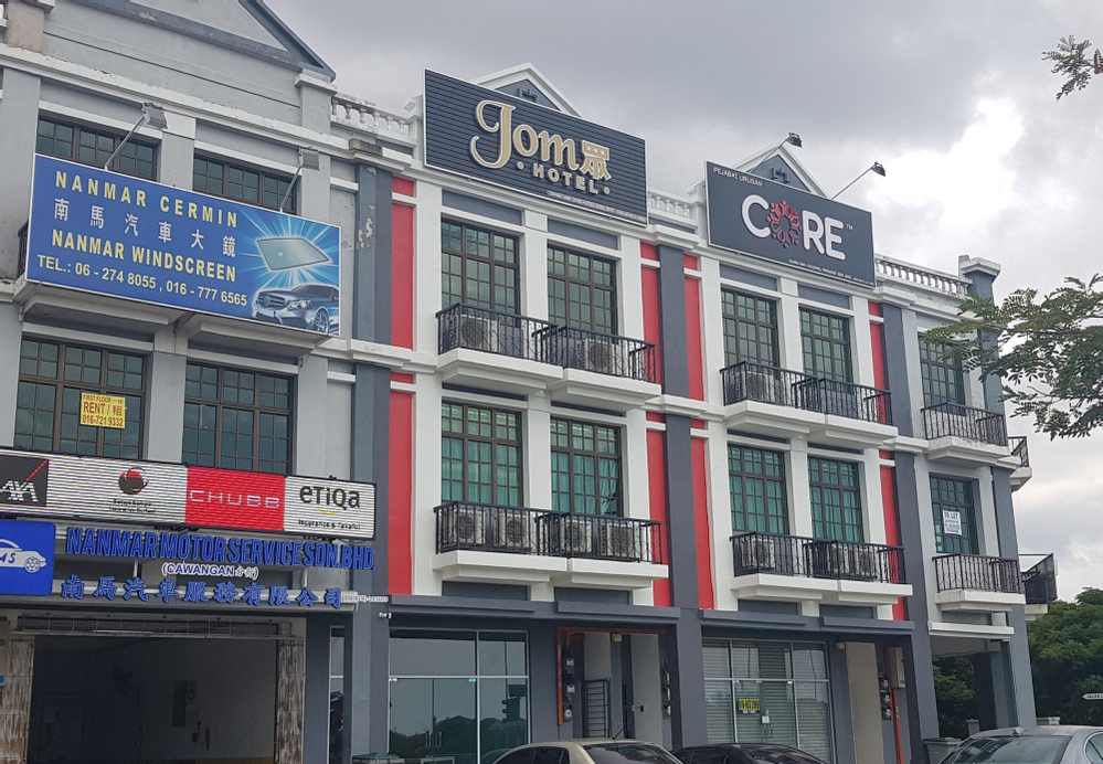 OYO 89659 Jom Hotel, Kota Melaka