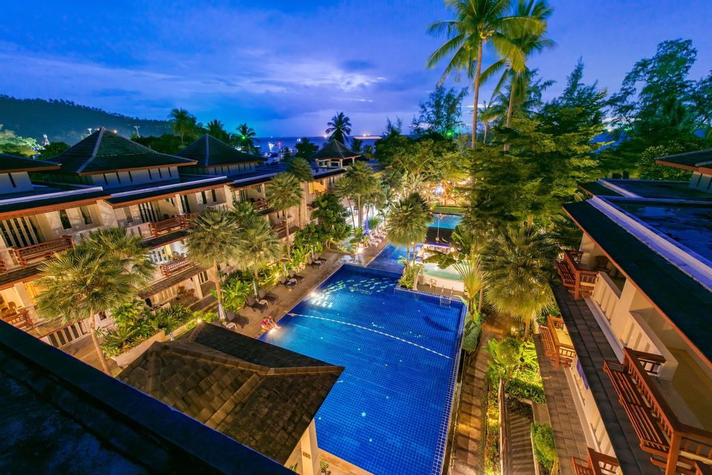 Koh Tao Montra Resort, Ko Phangan