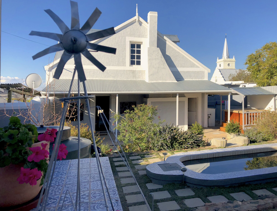 Casa Milorca, Central Karoo