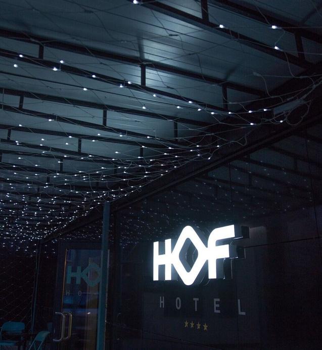 HOF Hotel, Kauno