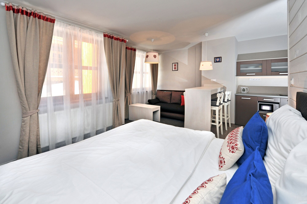 Aplend Apartmány Kamzík, Poprad