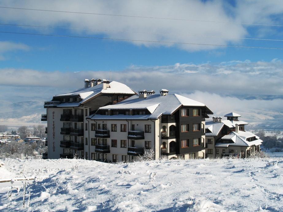 All Seasons Club, Bansko