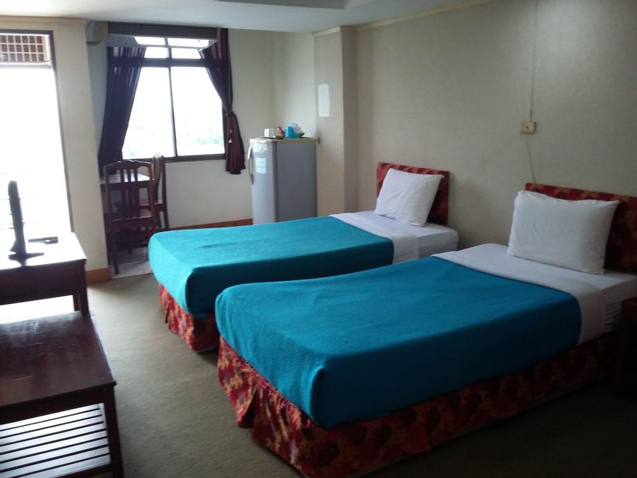 Donmuang Mansion, Don Muang