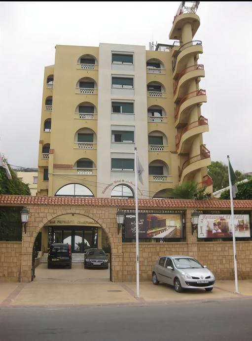 Hôtel Hammamet Alger, Ain Benian