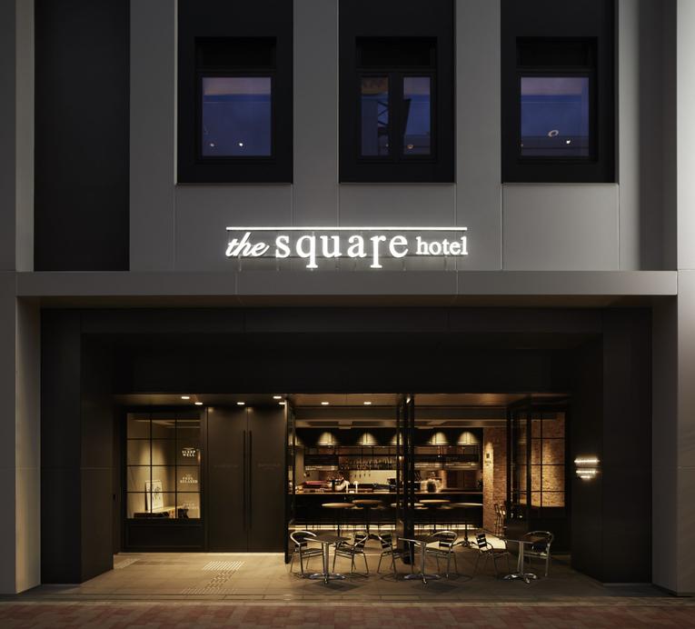 the square hotel GINZA, Chūō