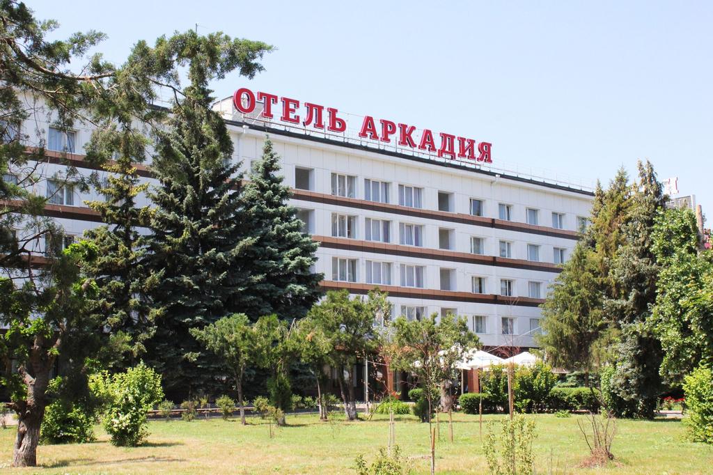 Arcadia Hotel, Odes'ka