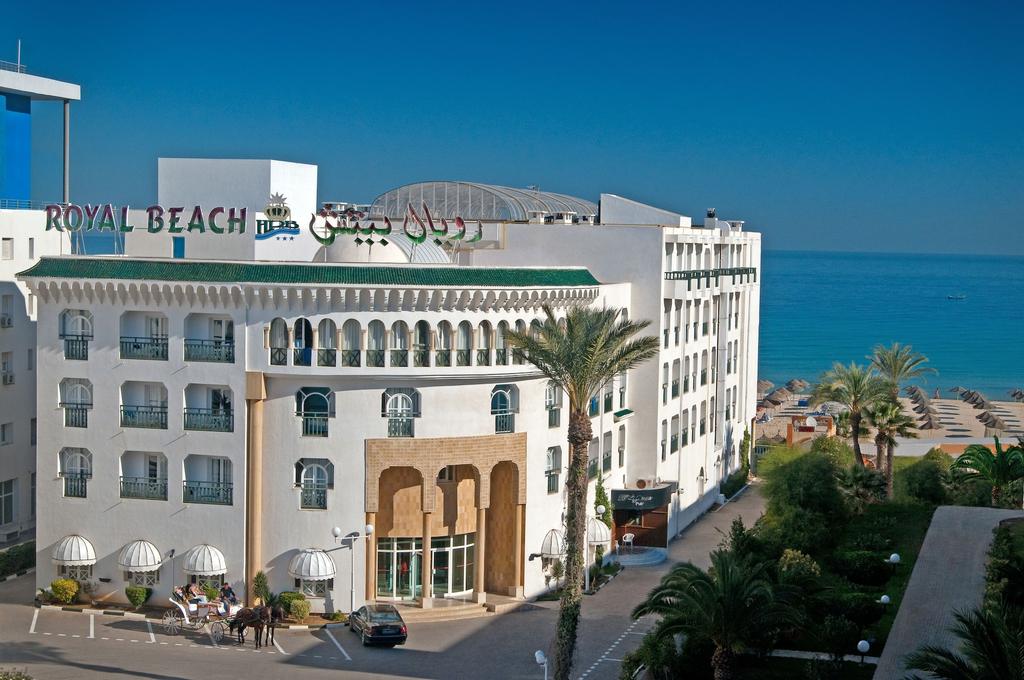 Royal Beach, Sousse Médina