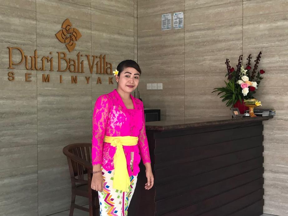 Putri Bali Villa Seminyak, Badung