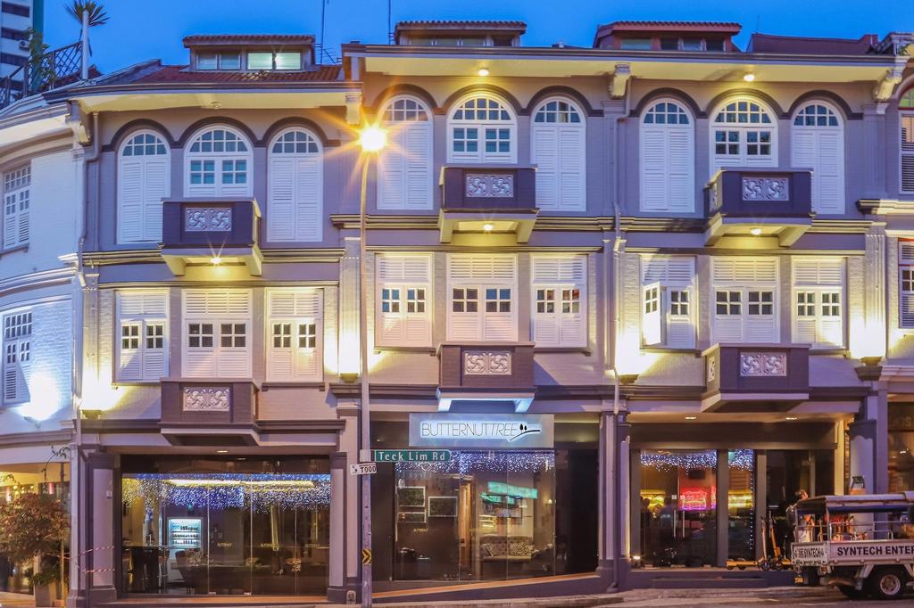 Butternut Tree Hotel, Outram