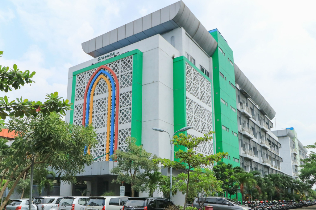 GreenSA Inn and Training Centre, Surabaya