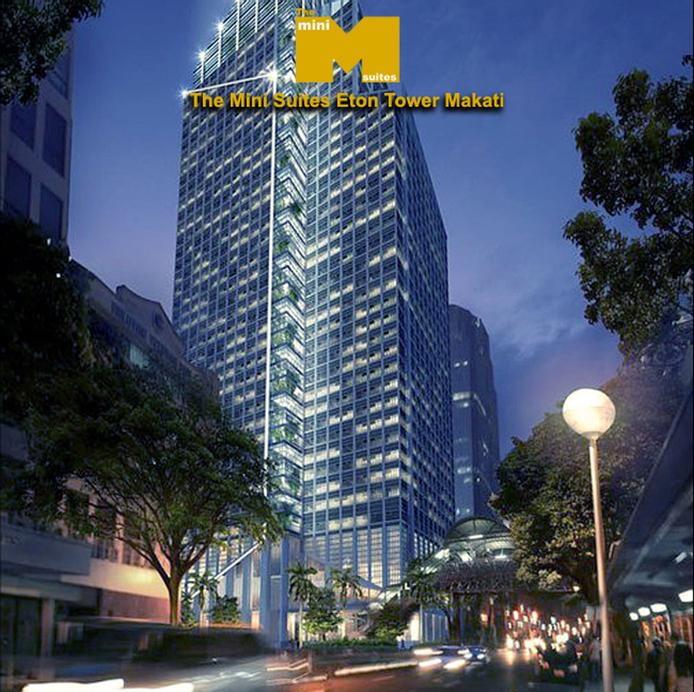 The Mini Suites - Eton Tower Makati, Makati City