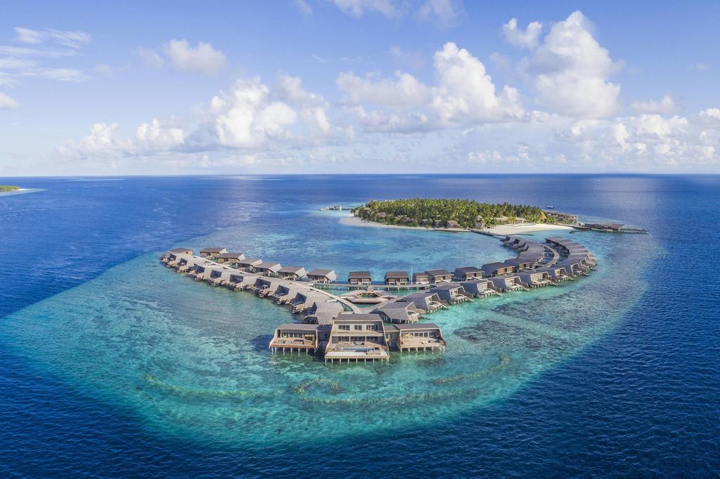 The St. Regis Maldives Vommuli Resort,