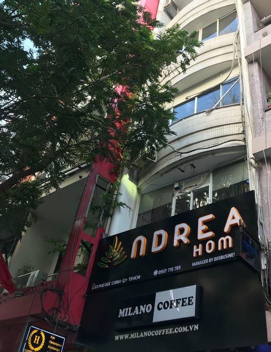 Andrea Home Hotel, Quận 1
