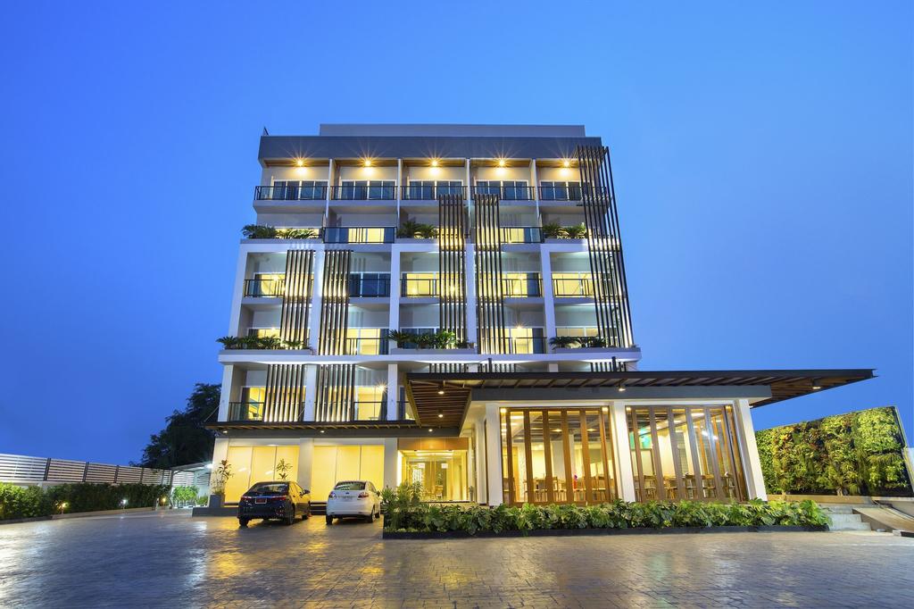 V Hotel Ubon Ratchathani, Muang Ubon Ratchatani
