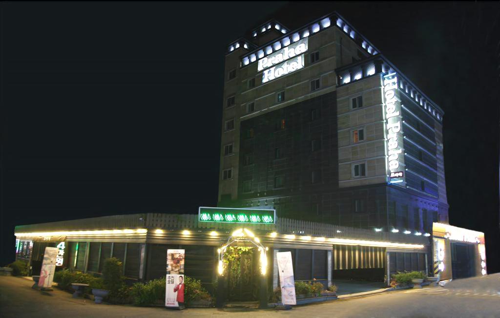 G-Stay Praha Hotel, Bucheon