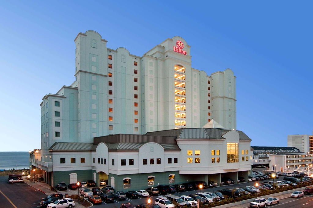 Hilton Ocean City Oceanfront Suites, Worcester