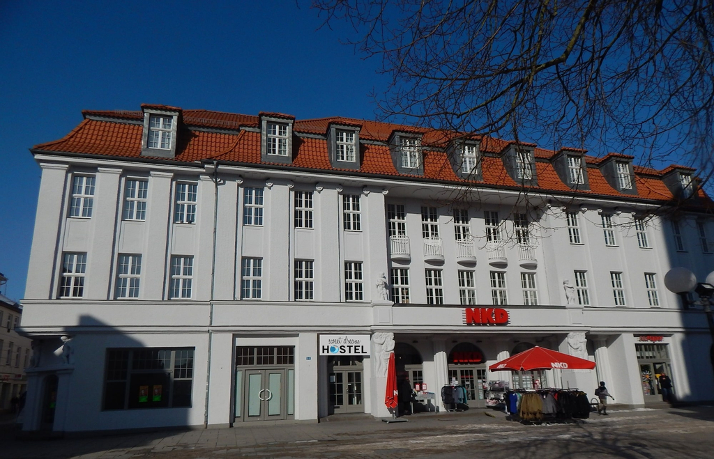 sweet dream hostel & pension, Rostock