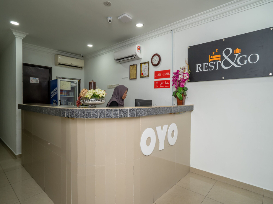OYO 1167 Rest and Go Hotel Klang, Klang