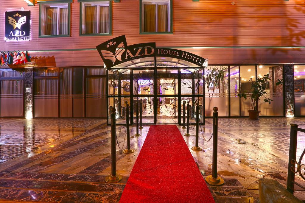 AZD House Hotel, Kızıltepe