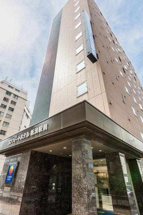 Comfort Hotel Niigata, Niigata