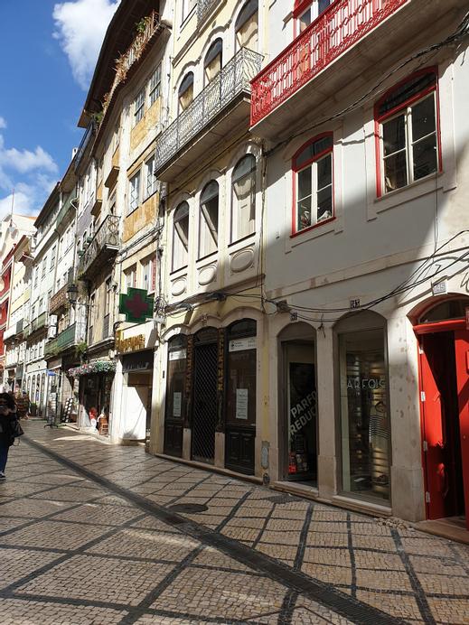 Casa da Baixa Downtown House, Coimbra