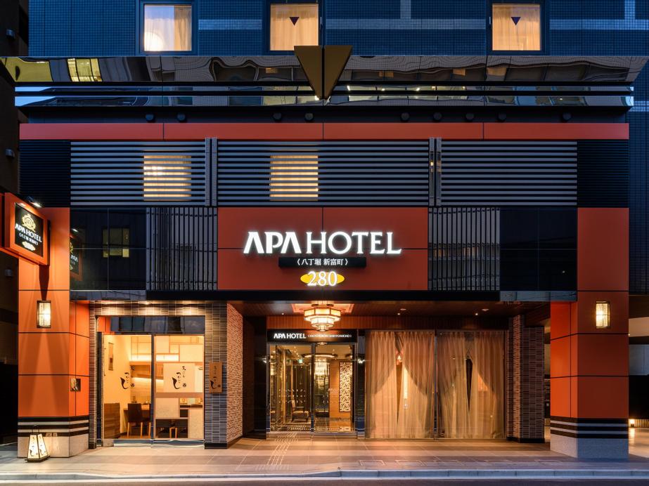 APA Hotel Hatchobori Shintomicho, Chūō