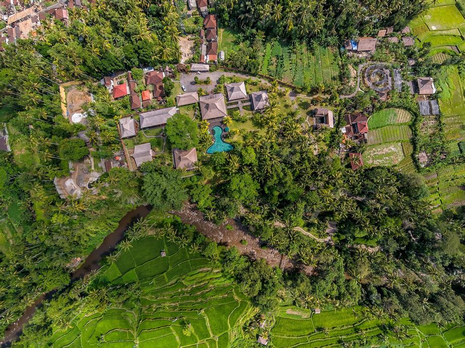 Permata Ayung Private Estate, Gianyar