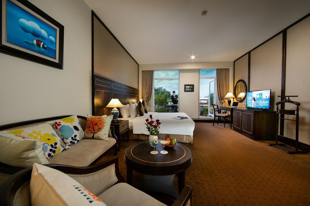 Zephyr Suites Boutique Hotel, Hoàn Kiếm