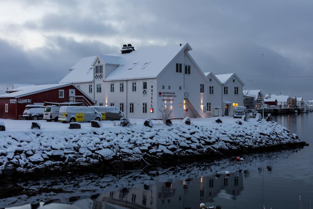 Henningsvær Bryggehotell - by Classic Norway, Vågan